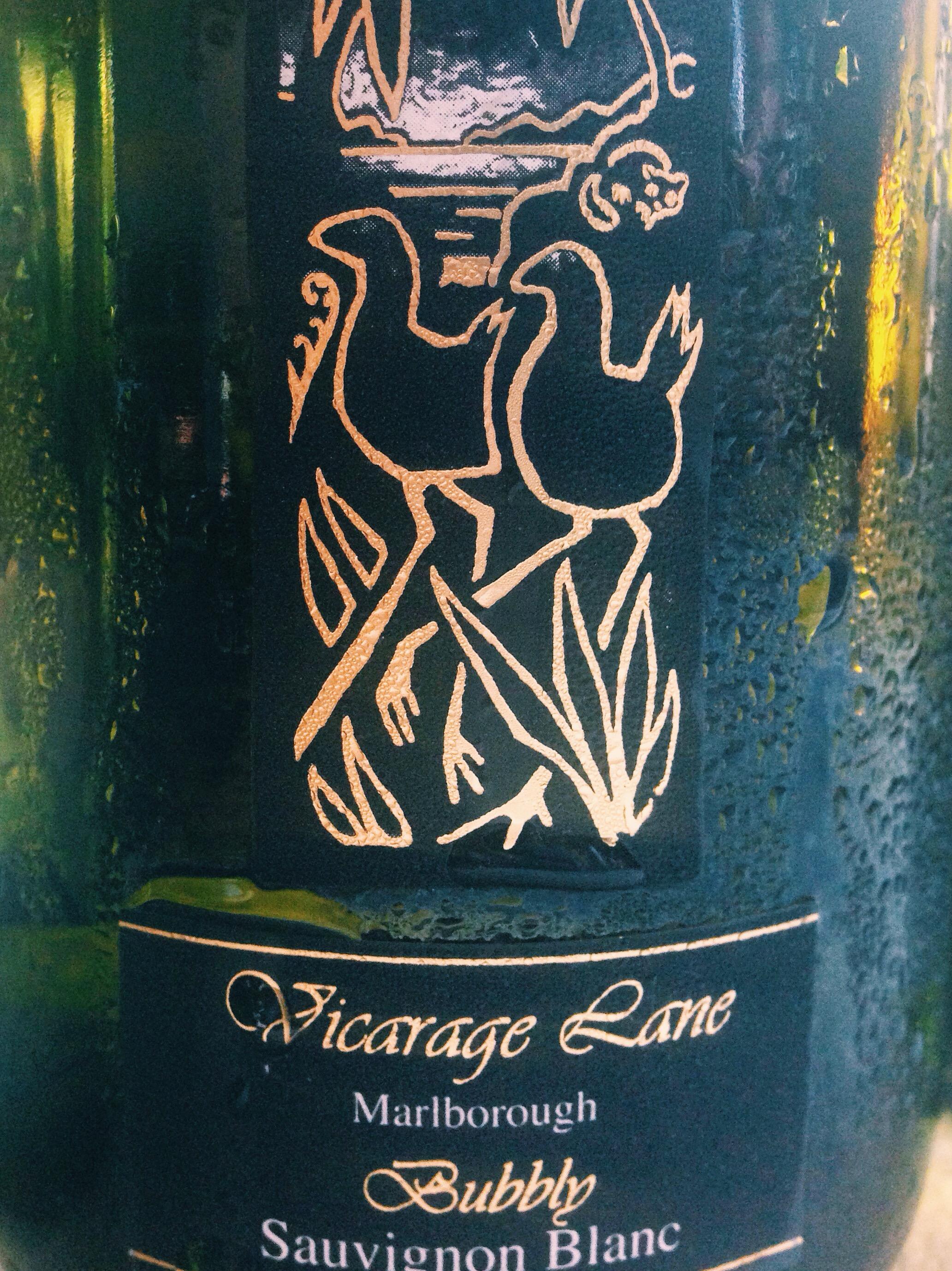 vicarage lane sauvignon blanc