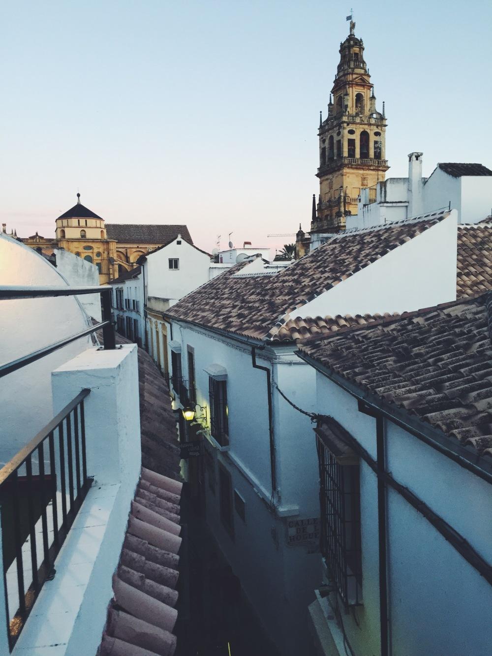 Cordoba rooftops
